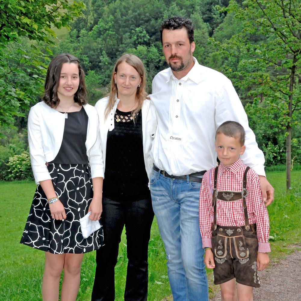 Familie Rastner